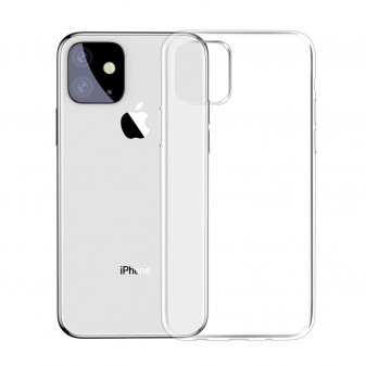 Кейс за iPhone 11 Baseus Simplicity Series Transparent прозрачен